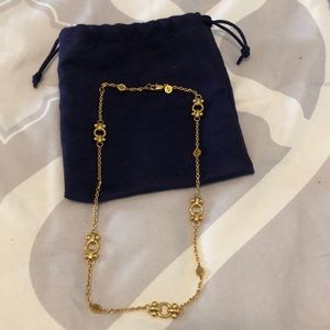 Tory Burch Gold necklace